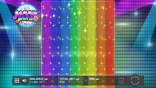 Jammin Jars Rainbow Feature
