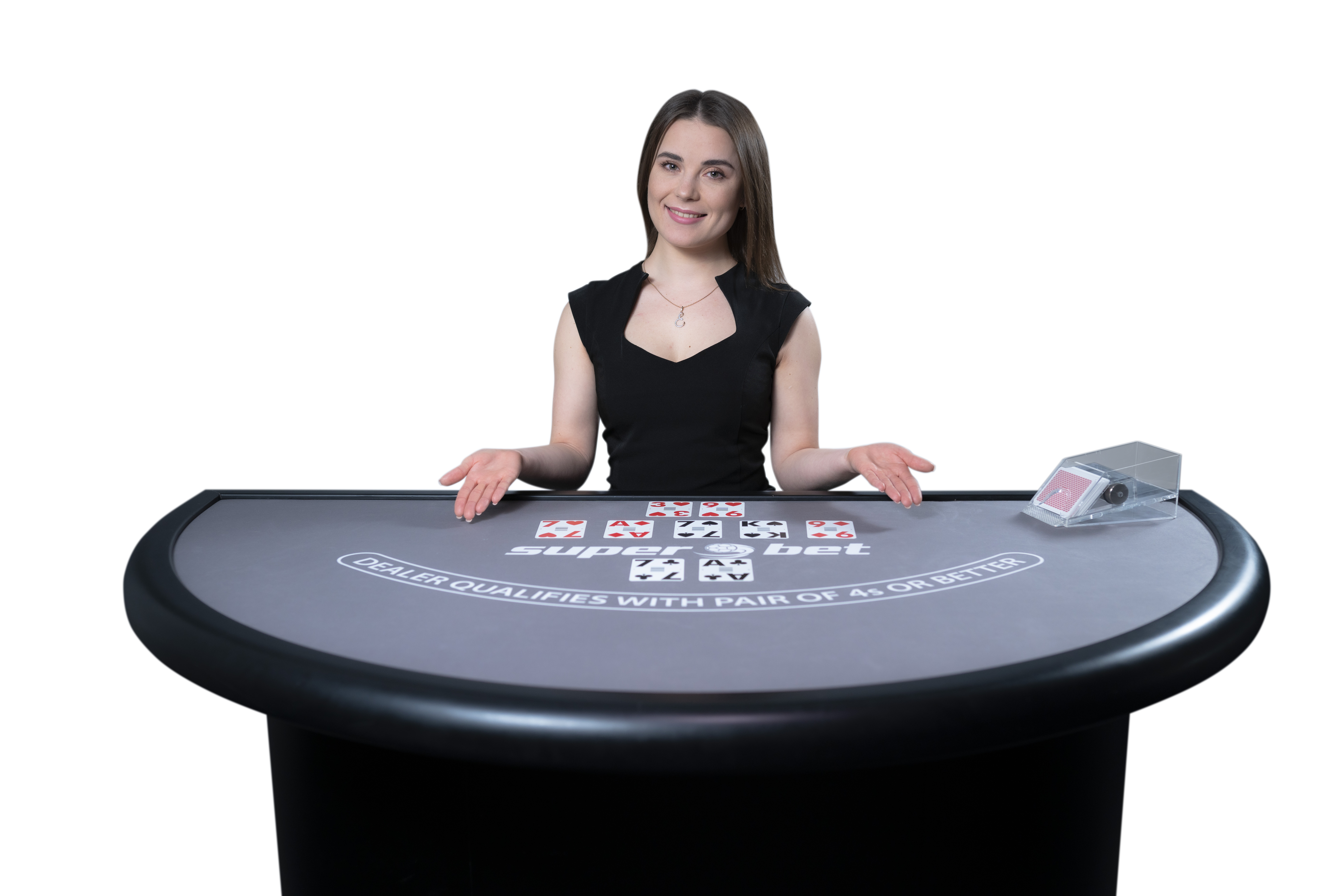 Blackjack Live Dealer