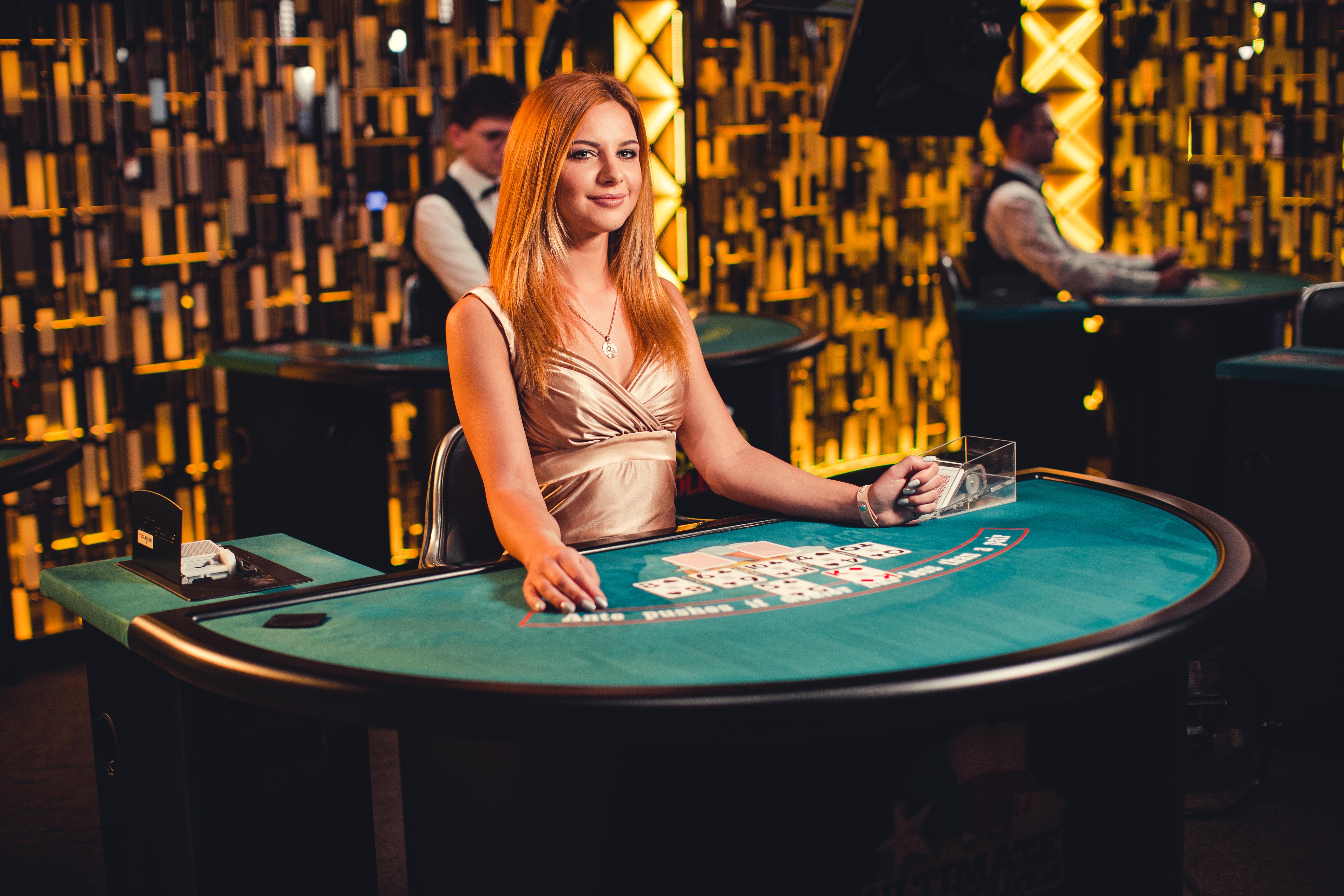 Texas Holde'em Live Dealer