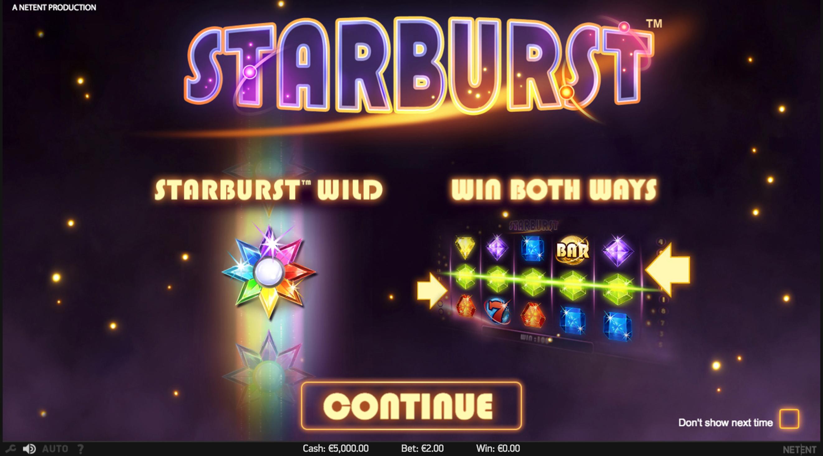 Starburst Wilds